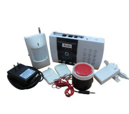 Hệ thống báo trộm giành cho gia đình SecuMax Z3100AS