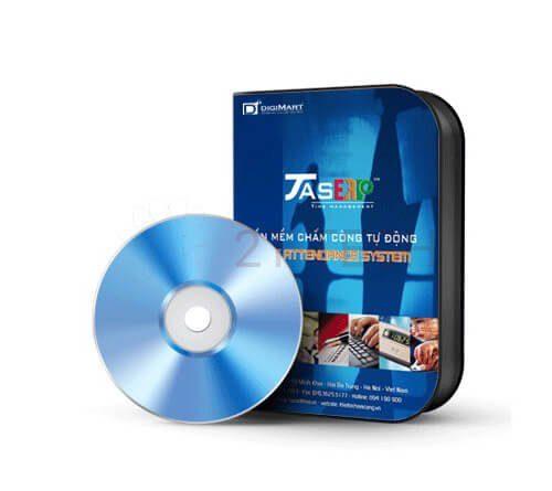 Phần mềm chấm công TAS-ERP(Standard)