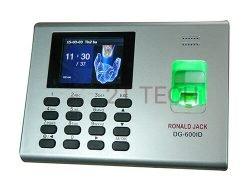 Máy chấm công và kiểm soát Ronald Jack DG-600